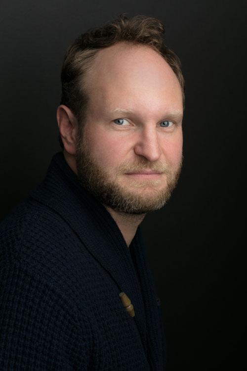 Author Joshua Max Feldman